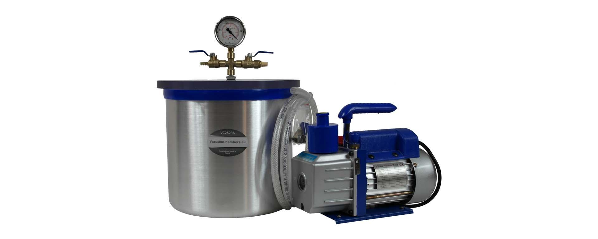 Hoover Set_chamber_12.5l+pump